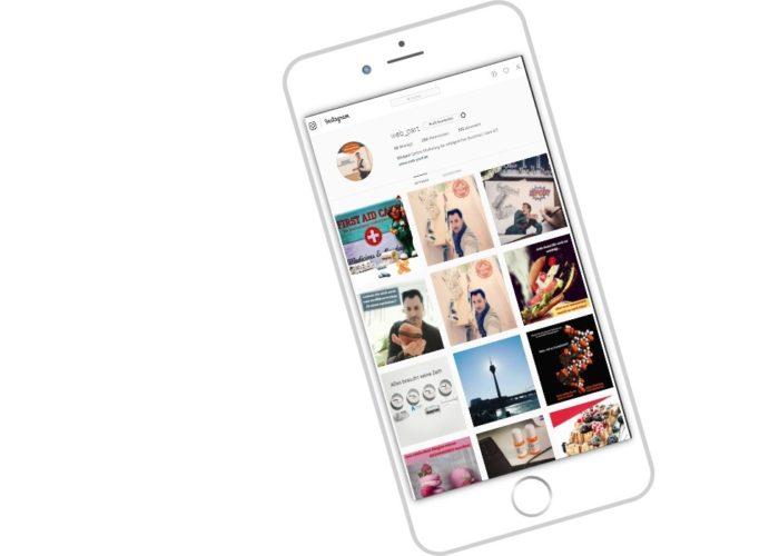 Instagram-Marketing Verlauf